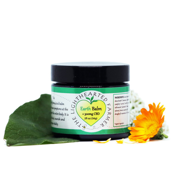 Earth Balm 300mg CBD