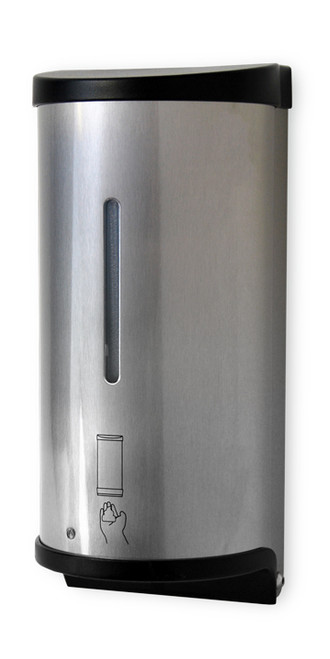 SF0802-09 Brushed Stainless Electronic Touch-Free Foam Soap Dispenser