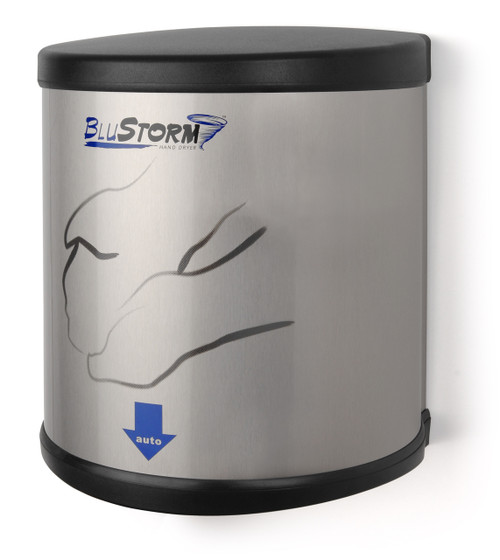 HD0950-09-R Refurbished BluStorm High Speed Hand Dryer