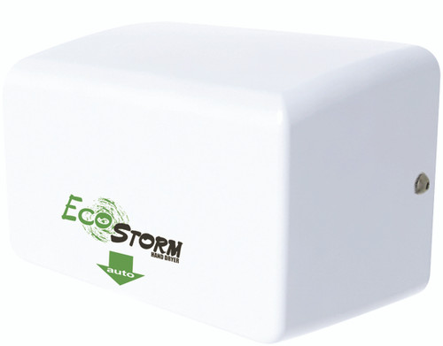 Automatic EcoStorm Hand Dryer in White (HD0940-17)