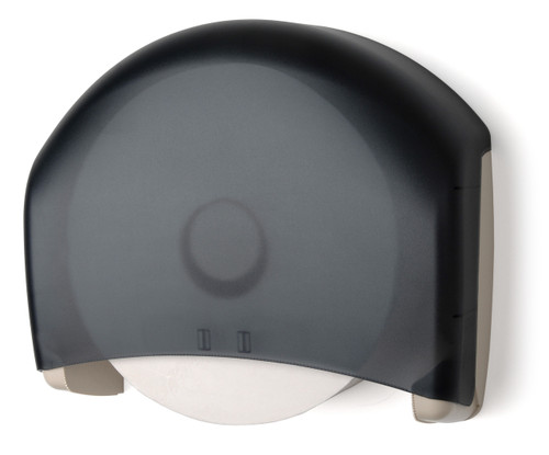 Commerical Jumbo Roll Tissue Dispenser RD0330-01 Dark Translucent