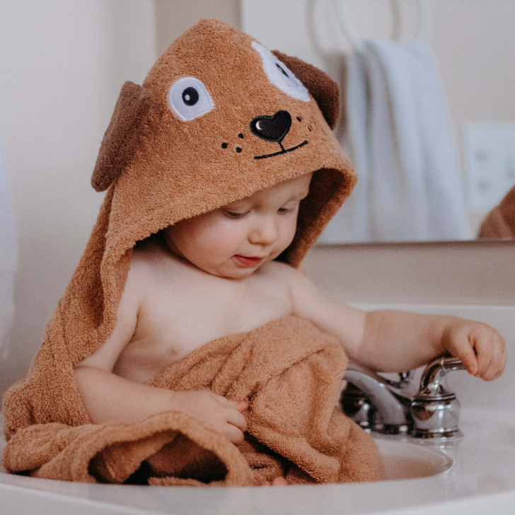 towel with hood for toddlers