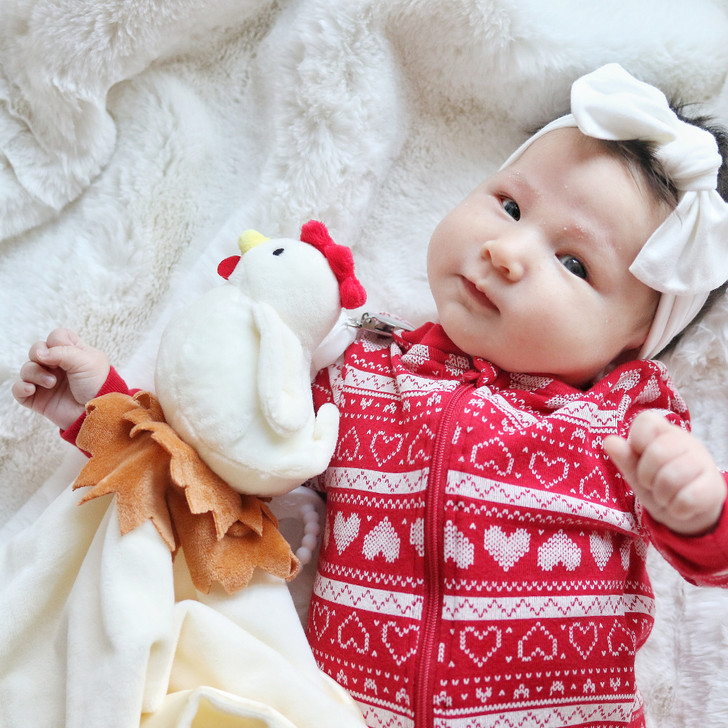 chicken blanket