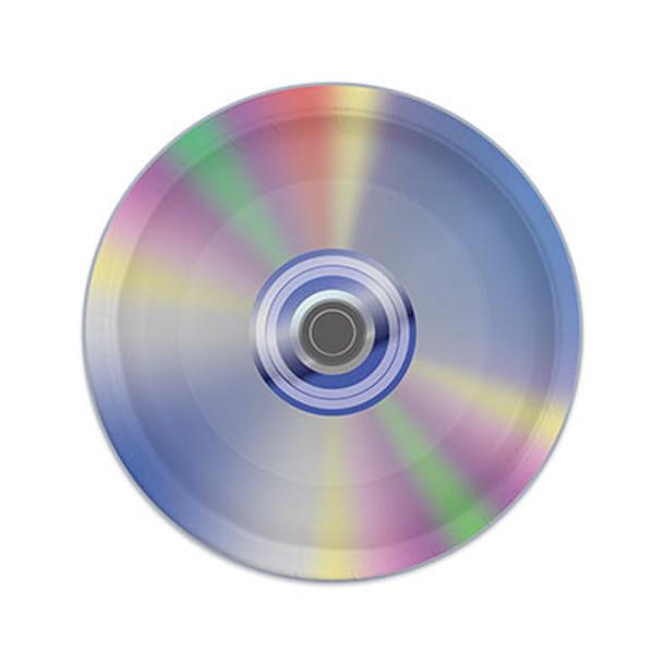 "90's CD Plates 9"" - Pkt 8"