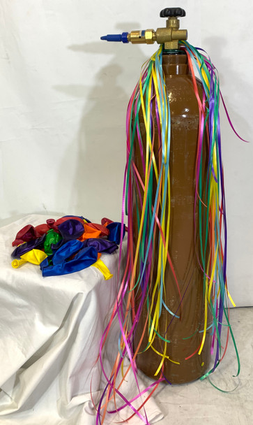DIY Helium Balloon Gas Pack - 300 Balloons - This item can't be purchased online - Please call to arrange delivery