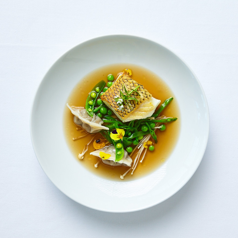 Plated toothfish