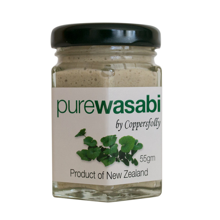 Coppersfolly wasabi (55gm jar)