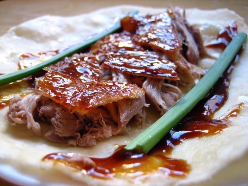 Barbecue lamb, Peking-style