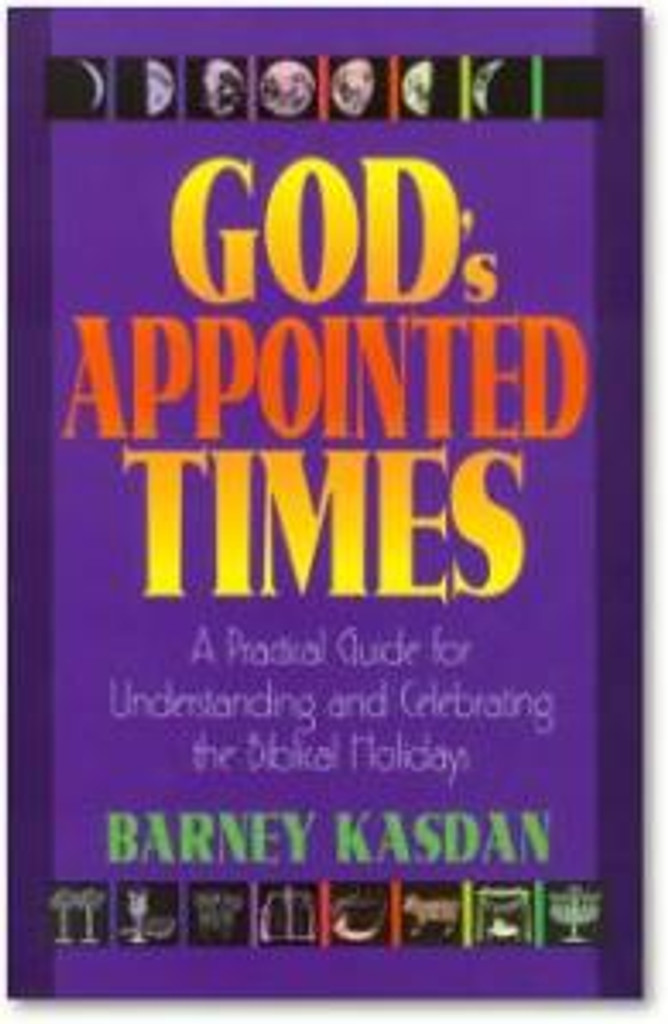 God's Appointed Times - (softcover)