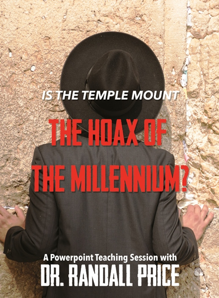 Is the Temple Mount the Hoax of the Millennium-DVD