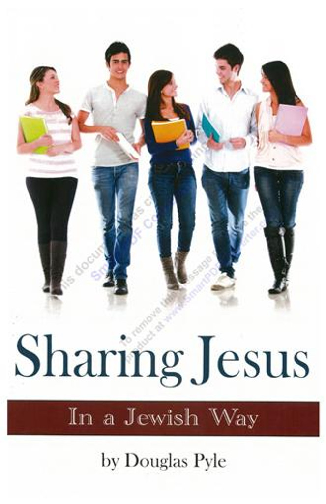 Sharing Jesus in a Jewish Way (softcover)