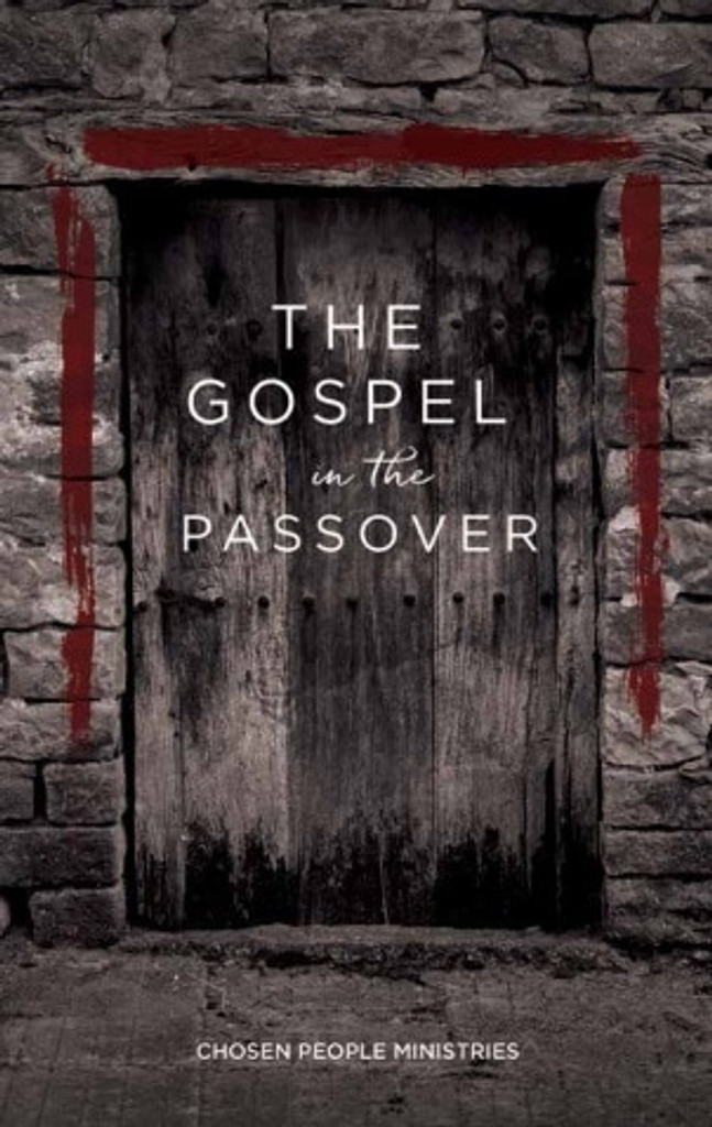 The Gospel in the Passover (softcover)