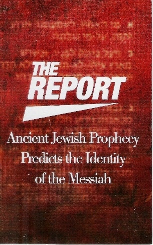 The Report - Isaiah 53 booklet (softcover)