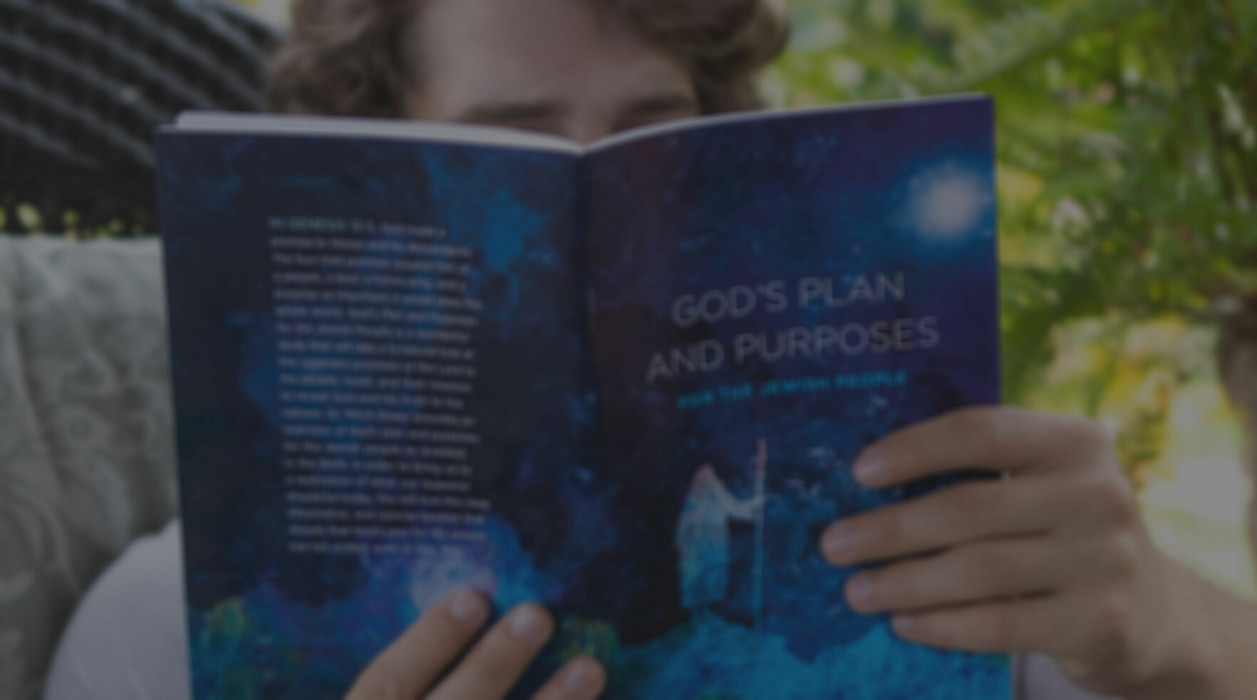 Chosen People Ministries Published Books