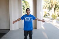 Oppose Antisemitism T-Shirt