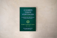 A Rabbi's Vision Continues: In Celebration of the 125th Anniversary of Chosen People Ministries