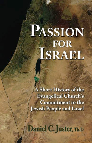 Passion for Israel (softcover)