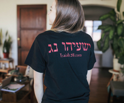 Isaiah 53 T-shirt (Short Sleeve)