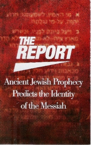 The Report - Isaiah 53 booklet - Track