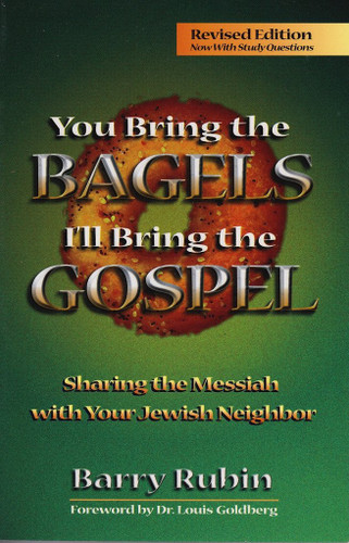 You Bring the Bagels, I'll Bring the Gospel (softcover)