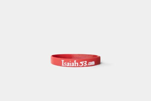Isaiah 53 Wrist Band