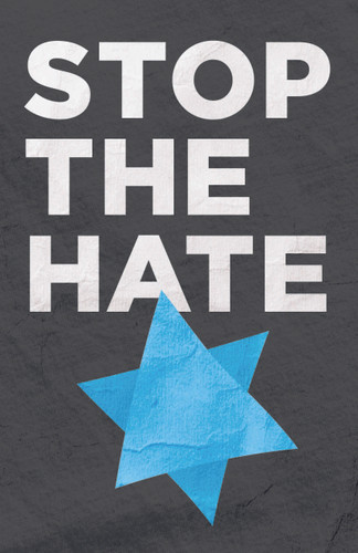 Stop the Hate - Booklet