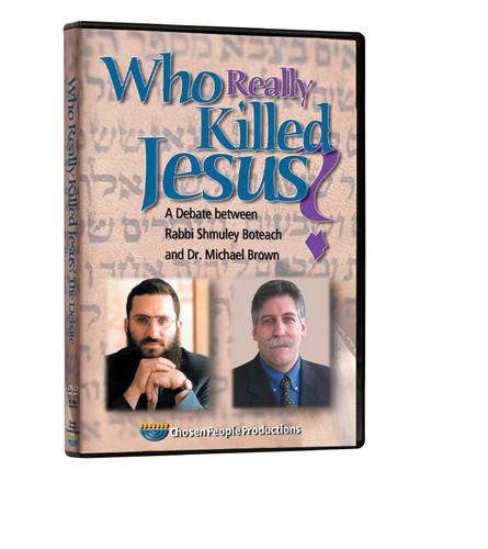 Who Really Killed Jesus? NYC debate DVD