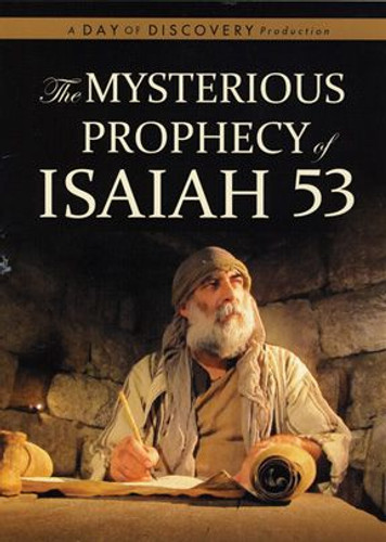 Isaiah 53 Mysterious Prophesy DVD and Leaders Guide