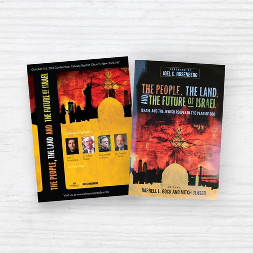 """Book and DVD set: """"The People, the Land and the Future of Israel"""""""