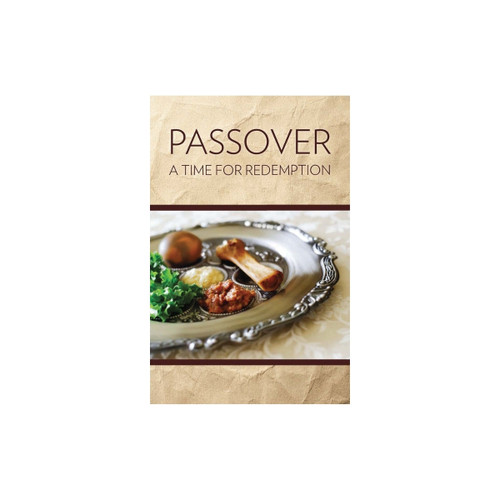 Passover: A Time of Redemption (booklet)