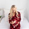Red Plaid Robe & Swaddle