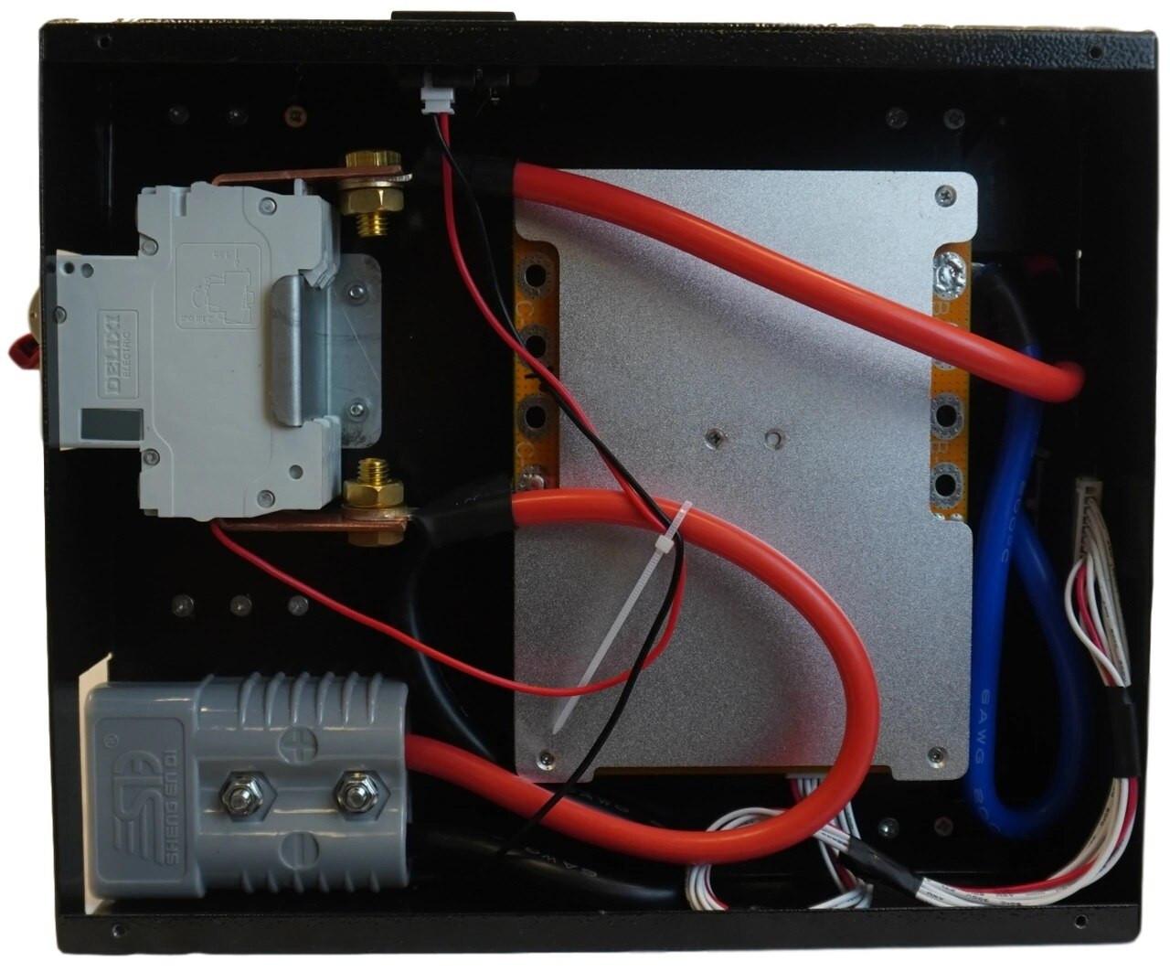 48V 120Ah 6 kWh LiFePO4