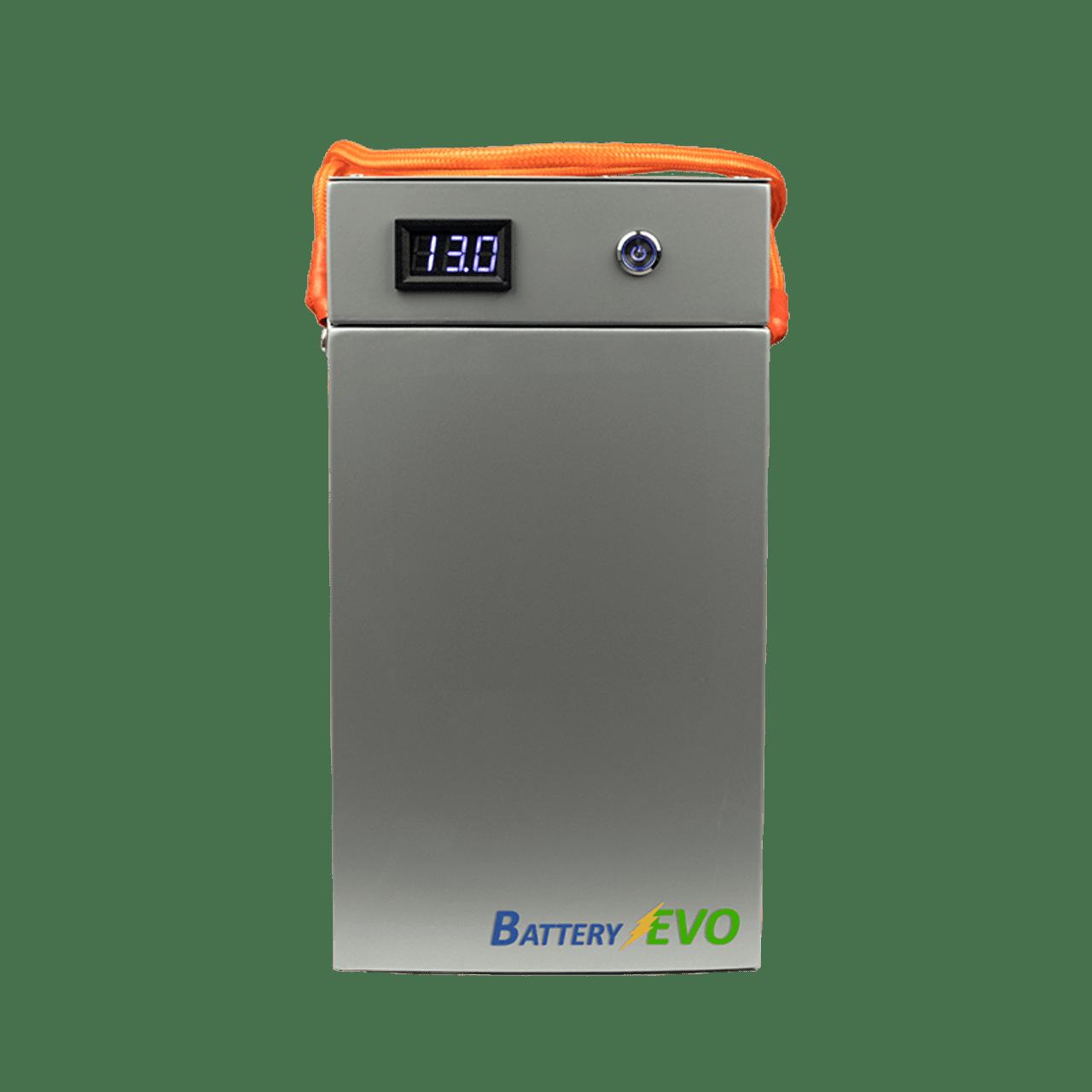 36V 180Ah 6.9 kWh LiFePO4