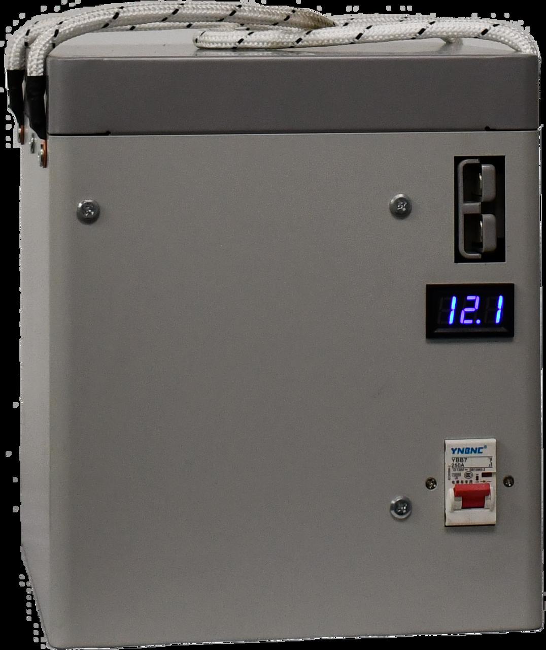 24V Lithium 150Ah 4 kWh 200A BMS LiFePO4 LFP Solar Trailer Cabin RV off-Grid