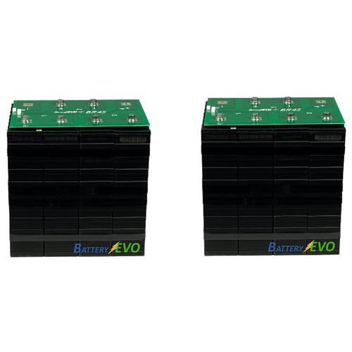 24V Lithium 150Ah 4 kWh 130A BMS