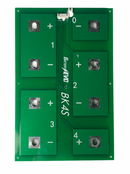 12V LiFePO4 BR4S PCB Board Up to 500A