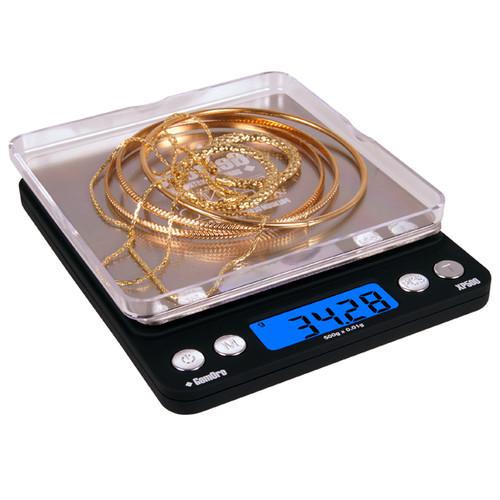 Gemoro Platinum XP500 Scale