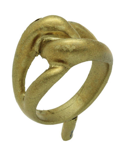 """1/2"""" Knot Ring"""