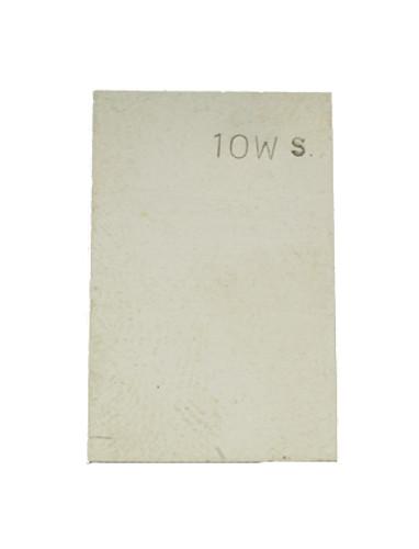 10 White Solder