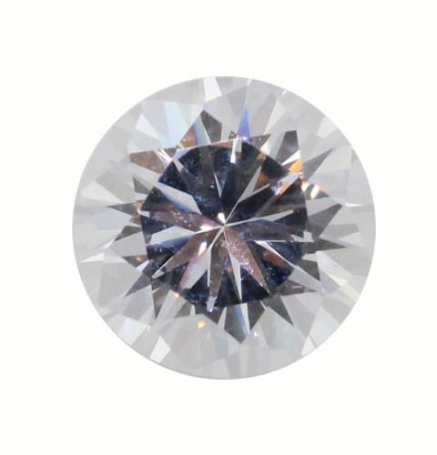 4 mm Round Cubic Zirconia (CZ's) 10 Pcs