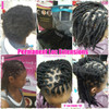 Single Locs (Handmade)