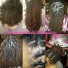 120 locs (12 Hairitage loc bundles) 16 inches, .5 cm