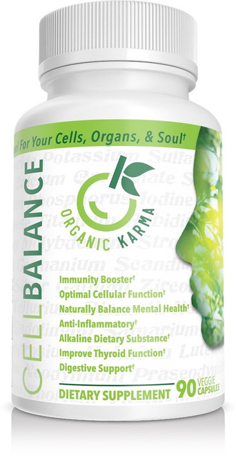 Our bodies are made up of 102 minerals from the Earth. CELL BALANCE is a combination of herbs, from Dr. Sebi's Research, that have all 102 minerals the body needs. CELL BALANCE isn't just good for your liver or for your heart. It literally is fuel for your cells and this helps empower the rest of your body. Where ever your blood flows, this herbal combination will feed your cells, cleanse organs, and activate your soul. CELL BALANCE is the universal herbal supplement every human should take every morning for optimal health in every system of the body.