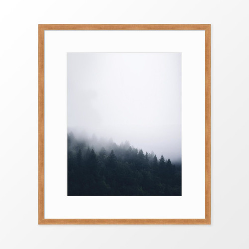 'Forest Mist I' Photography Poster from The Printed Home (Printable)