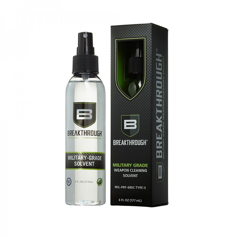 Breakthrough Military-Grade Solvent - 6oz Bottle