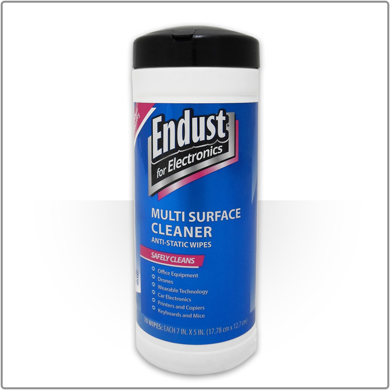 Endust for Electronics Multi Surface Anti-Static Wipes (EFE-259000)