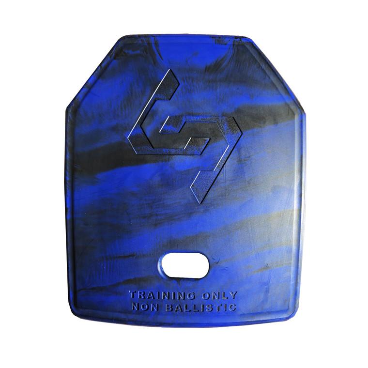 Armor Australia Rubber Training Plate - 8.75lb / 3.97kg Blue (AA-111-1002-009)