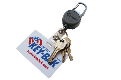 Key-Bak Sidekick 2in1 ID & Key (5) Retractor
