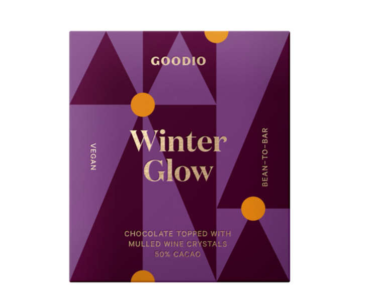 Goodio Holiday Chocolate Bar