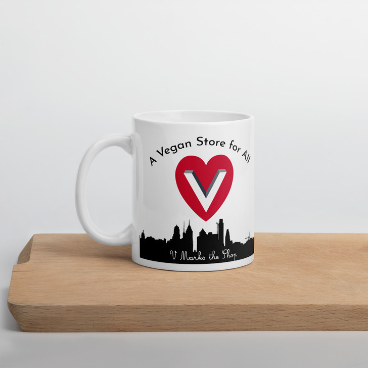 Vegan Store for All Mug